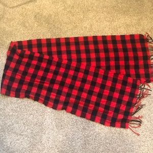 Other - Buffalo check scarf